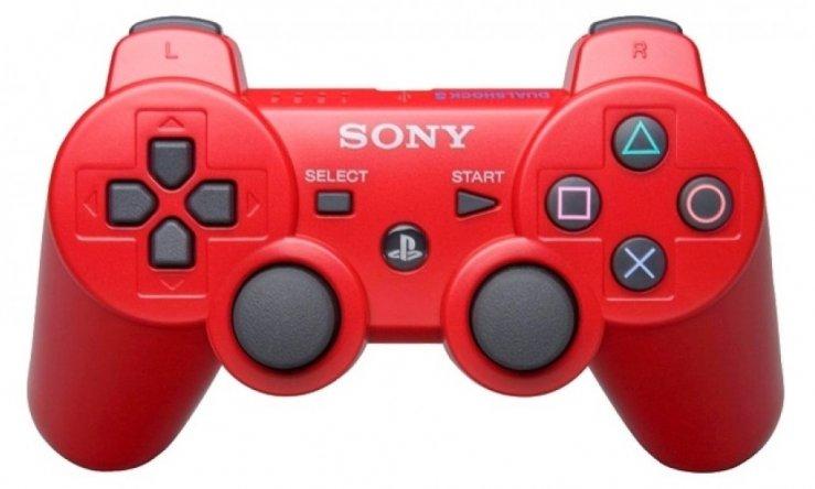 Геймпад для PS3 Sony DualShock