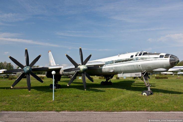 турбовинтовой самолет