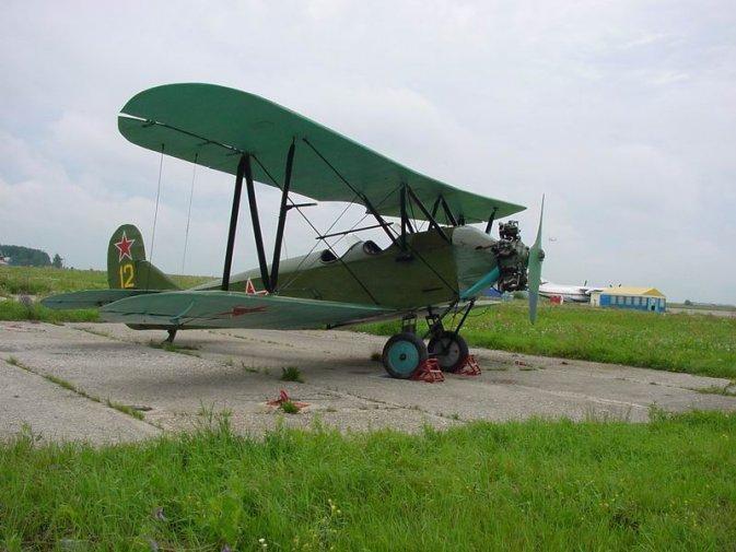 Самолет Поликарпова По-2 (У-2)